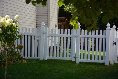vinyl - fencing